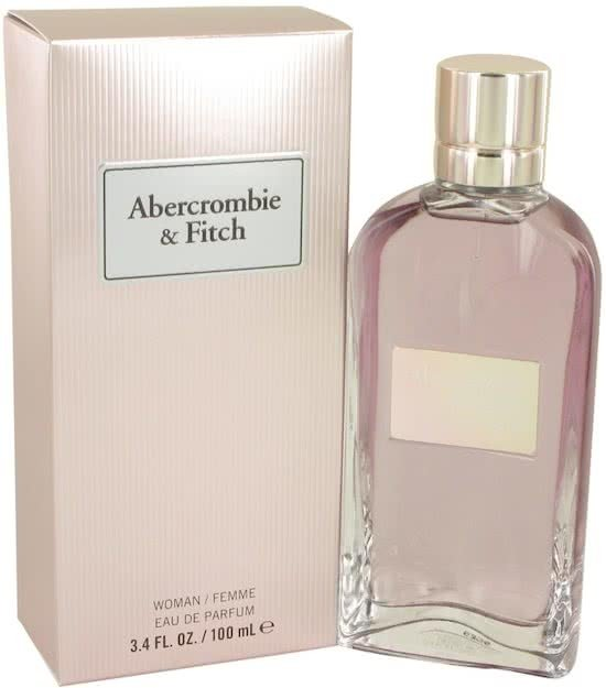 Abercrombie & Fitch - First Instinct Women Eau de parfum