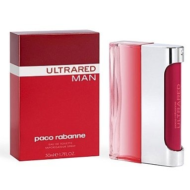 Paco Rabanne - Ultrared men Eau de toilette