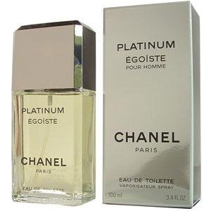 Chanel - Platinum Egoist Deospray