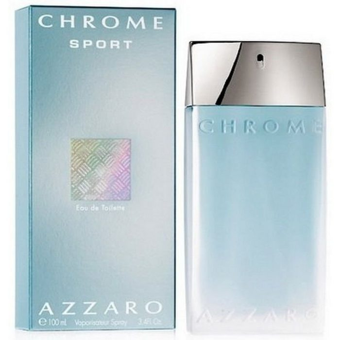 Azzaro - Chrome Sport Eau de toilette