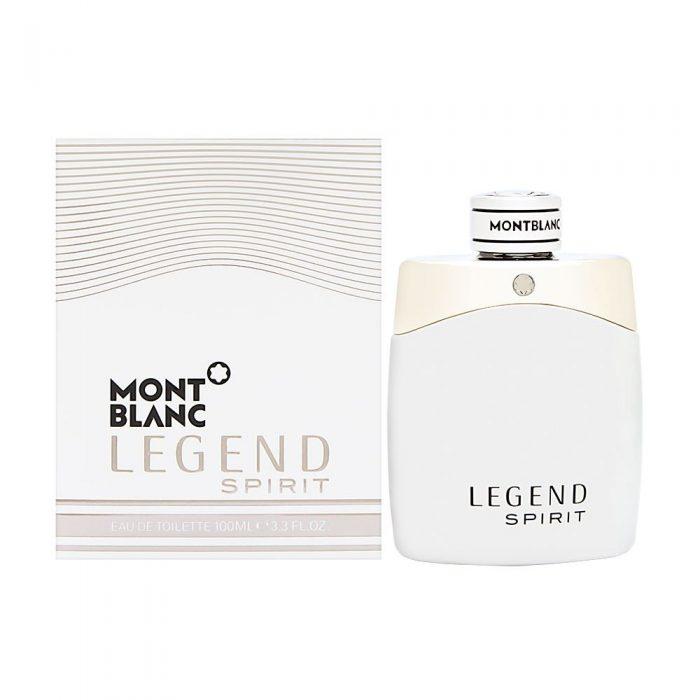 Mont Blanc - Legend Spirit Eau de toilette