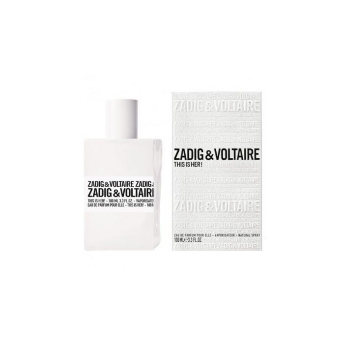 Zadig en Voltare - This is her ! Douche Gel