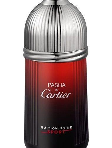 Cartier - Pasha Edition Noire Sport Eau de toilette