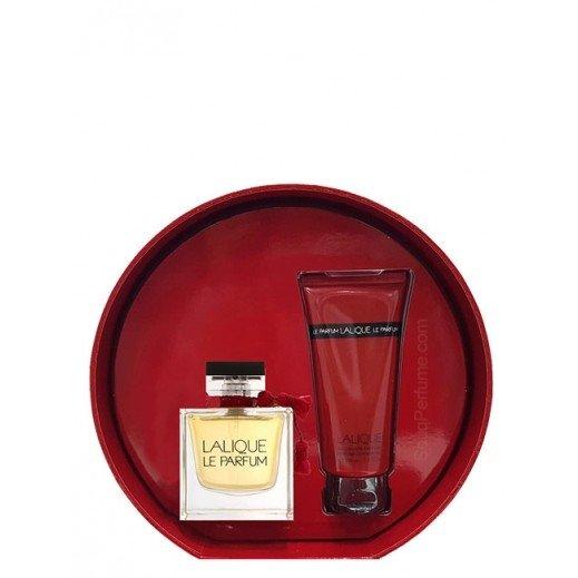 Lalique - Le Parfum 100ml eau de parfum + 100ml Showergel Eau de parfum