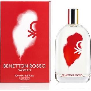 Benetton - Rosso Woman Eau de toilette