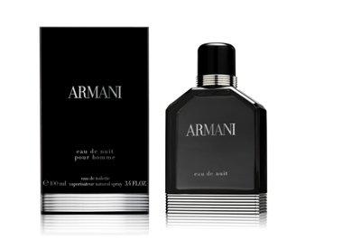 Armani - Eau de Nuit pour homme Eau de toilette