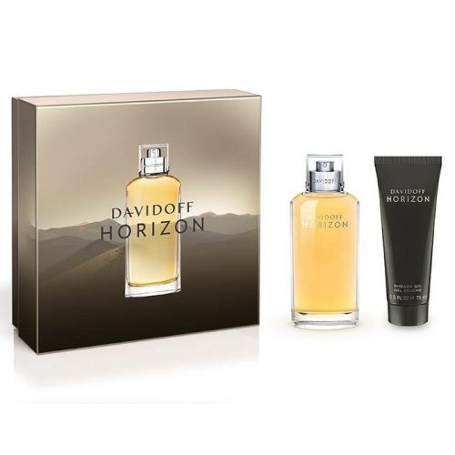 Davidoff - Horizon 75ml eau de toilette + 75ml Showergel Eau de toilette