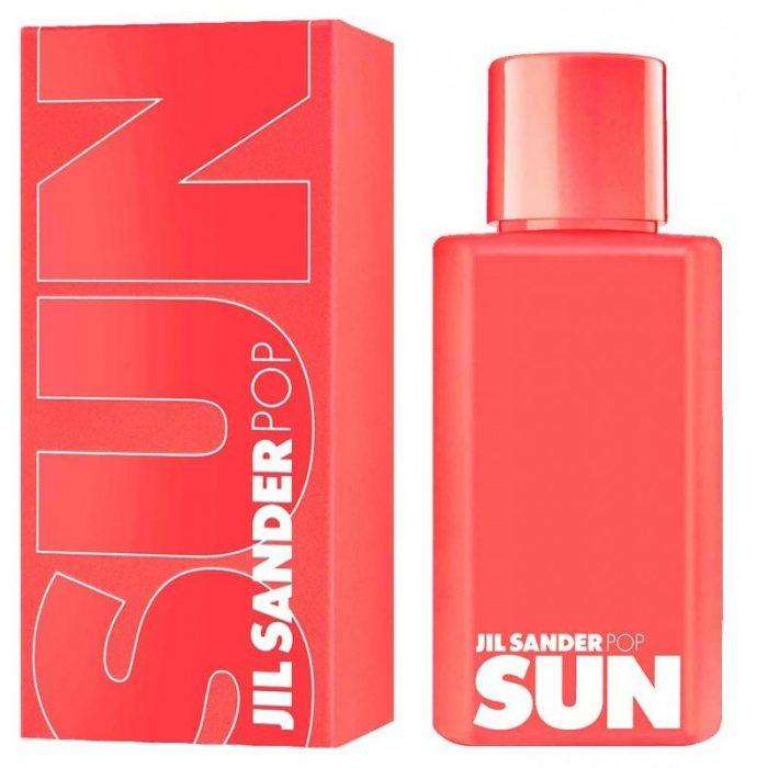 Jil Sander - Sun Pop Coral Eau de toilette