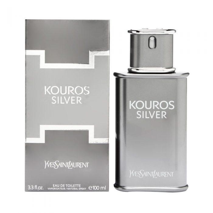 Yves Saint Laurent - Kouros silver Eau de toilette