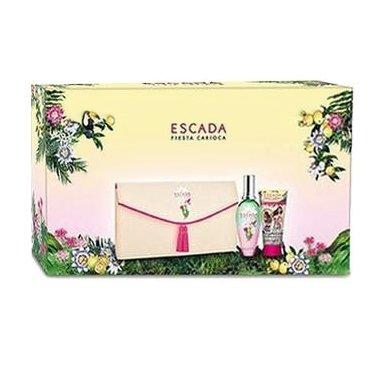 Escada - Fiesta Carioca 100ml eau de toilette + 150ml bodylotion + Pouch Eau de toilette