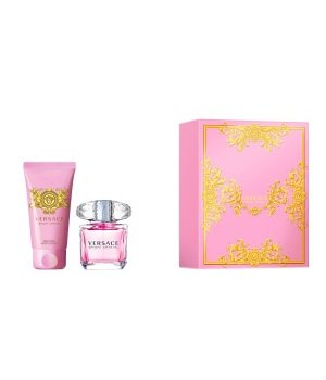 Versace - Bright Crystal 30ml eau de toilette + 50ml bodylotion Eau de toilette