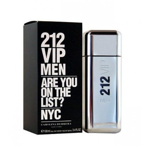 Carolina Herrera - 212 VIP men Eau de toilette