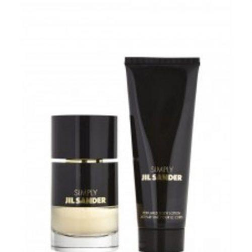 Jil Sander - Simply 40ml eau de parfum + 75ml bodylotion Eau de parfum