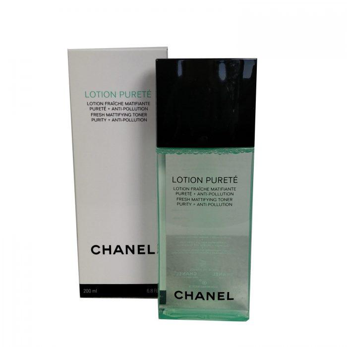 Chanel - Precision Lotion Purete Fresh Mattifying Toner - 200 ml - Reinigingslotion