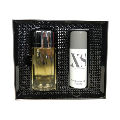 Paco Rabanne - XS 100ml eau de toilette + 150ml deo spray Eau de toilette