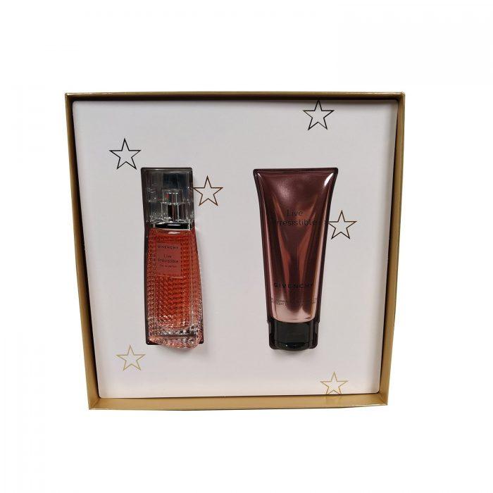 Givenchy - Live Irrésistible 30ml eau de parfum + 75ml bodylotion Eau de parfum