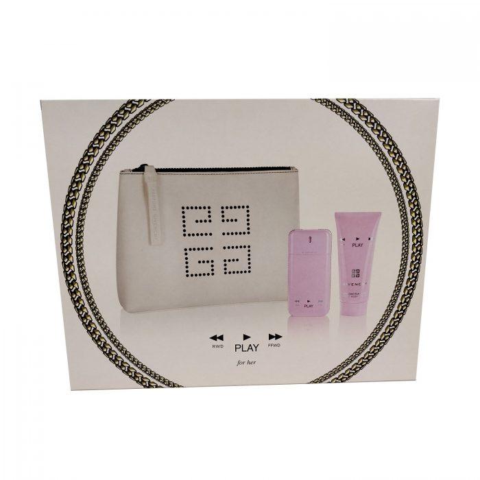 Givenchy - Play for her 50ml eau de parfum + 100ml bodylotion Eau de parfum