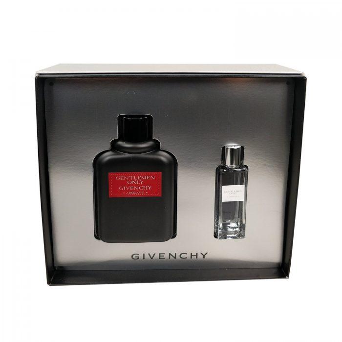 Givenchy - Gentleman Only Absolute 100ml eau de parfum + 15ml eau de parfum Eau de parfum