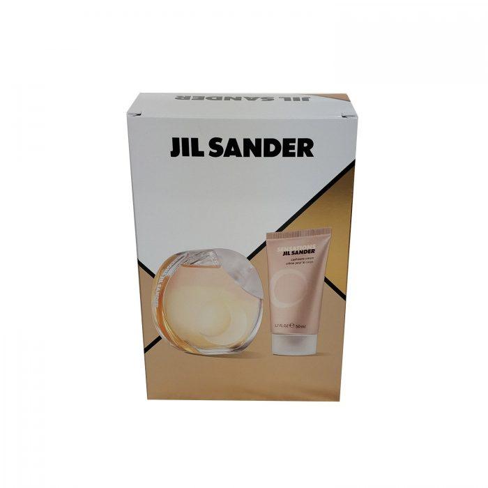 Jil Sander - Sensation 40ml eau de toilette + 50ml bodylotion Eau de toilette