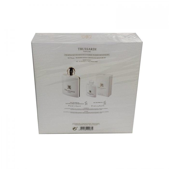 Trussardi - Donna 50ml eau de parfum + 7ml eau de parfum Eau de parfum