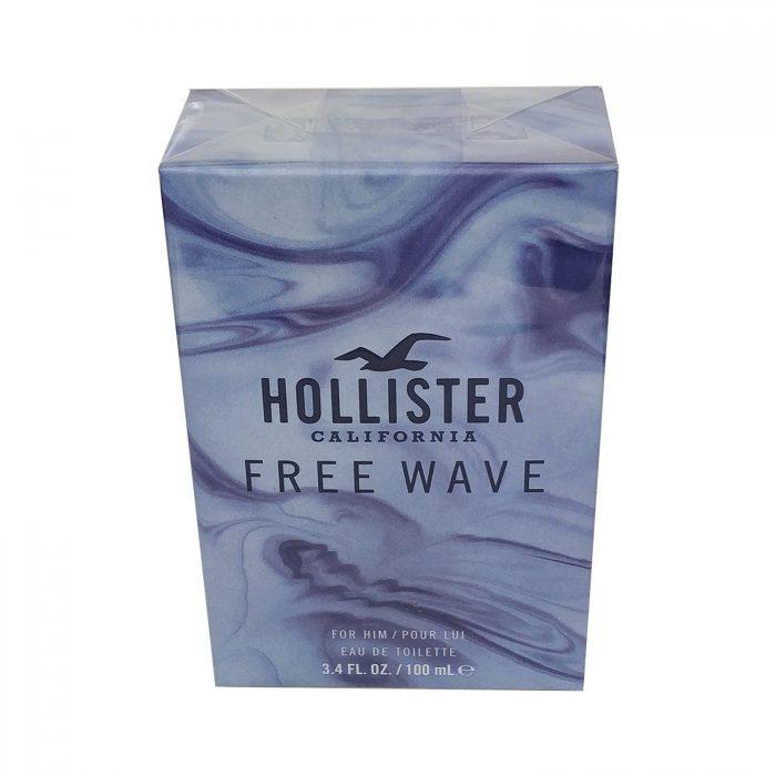 Hollister - Free Wave for him Eau de toilette