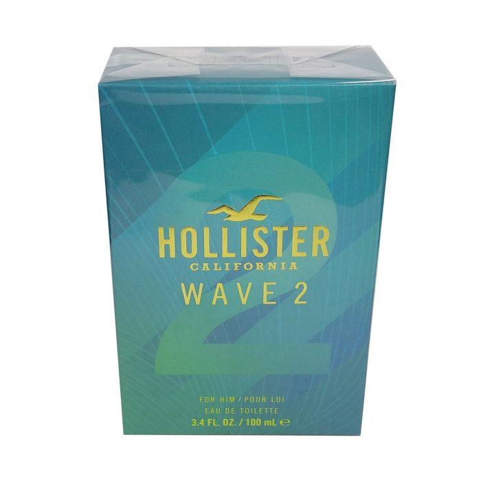 Hollister - Wave 2 for him Eau de toilette