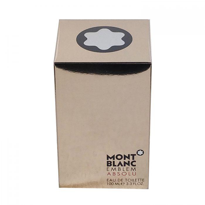 Mont Blanc - Emblem Absolu Eau de toilette