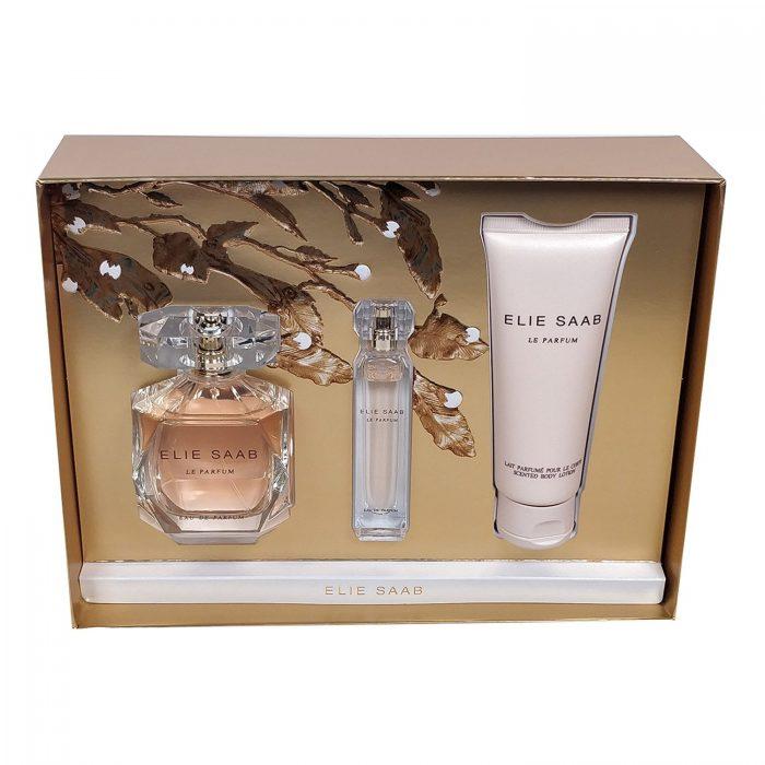 Elie Saab - Le Parfum 90ml eau de parfum  + 10ml eau de parfum + 75ml Bodylotion Eau de parfum