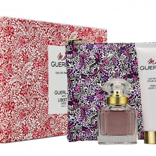 Guerlain - Mon Guerlain 30ml eau de parfum + 75ml Bodylotion + Pouch Eau de parfum