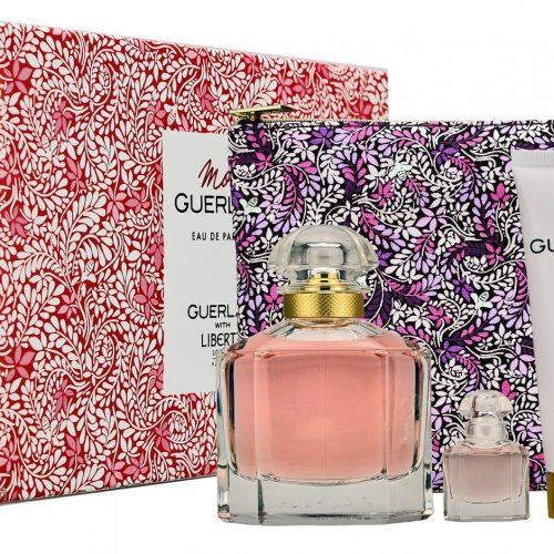 Guerlain - Mon Guerlain 100ml eau de parfum + 75ml Bodylotion + 5ml eau de parfum Eau de parfum