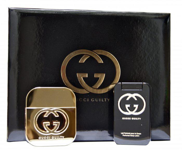 Gucci - Guilty 50ml eau de toilette + 100ml bodylotion Eau de toilette