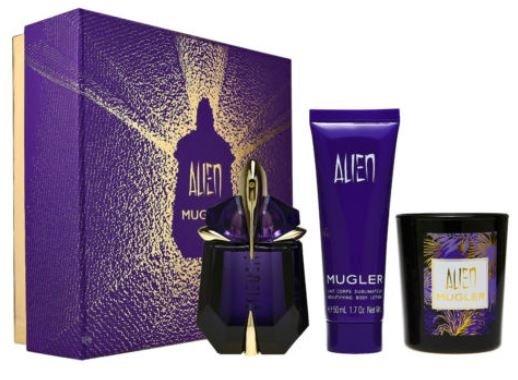 Thierry Mugler - Alien 30ml eau de parfum + 50ml bodylotion + candle Eau de parfum