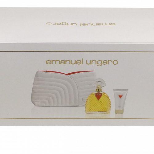 Emanuel Ungaro - Diva 100ml eau de parfum + 50ml bodylotion Eau de parfum