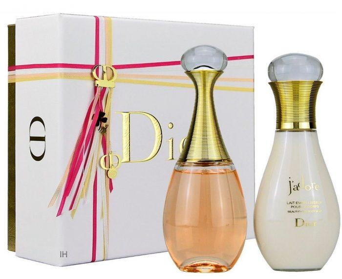 Dior - J'adore In Joy 50ml eau de parfum + 75ml bodylotion Eau de parfum