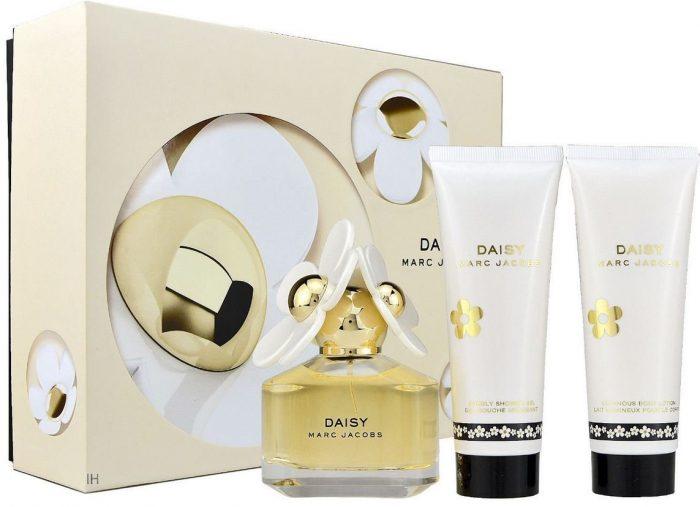 Marc Jacobs - Daisy 50ml eau de toilette + 75ml bodylotion + 75ml showergel Eau de toilette