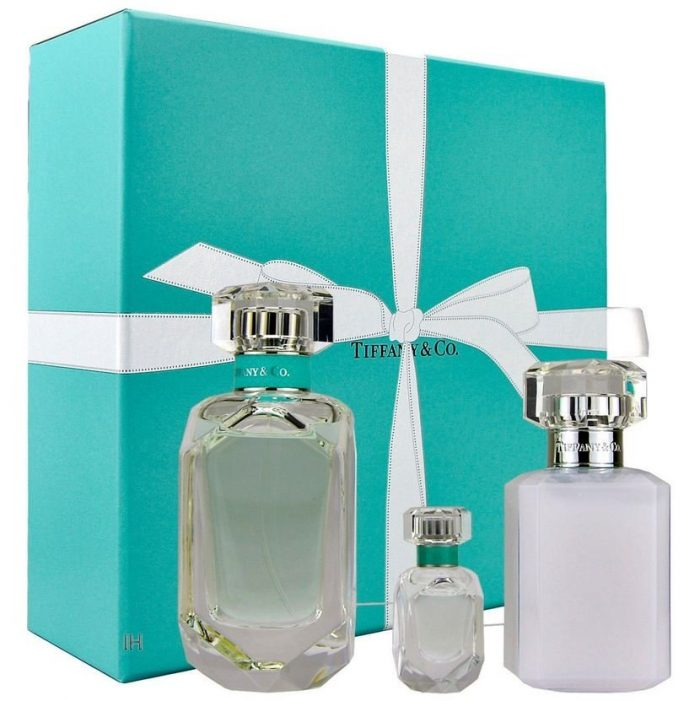 Tiffany & Co - Tiffany 75ml eau de parfum + 5ml eau de parfum + 100ml bodylotion Eau de parfum