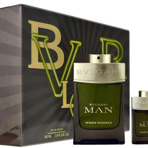 Bvlgari - Wood essence 100ml eau de parfum + 15ml eau de parfum Eau de parfum