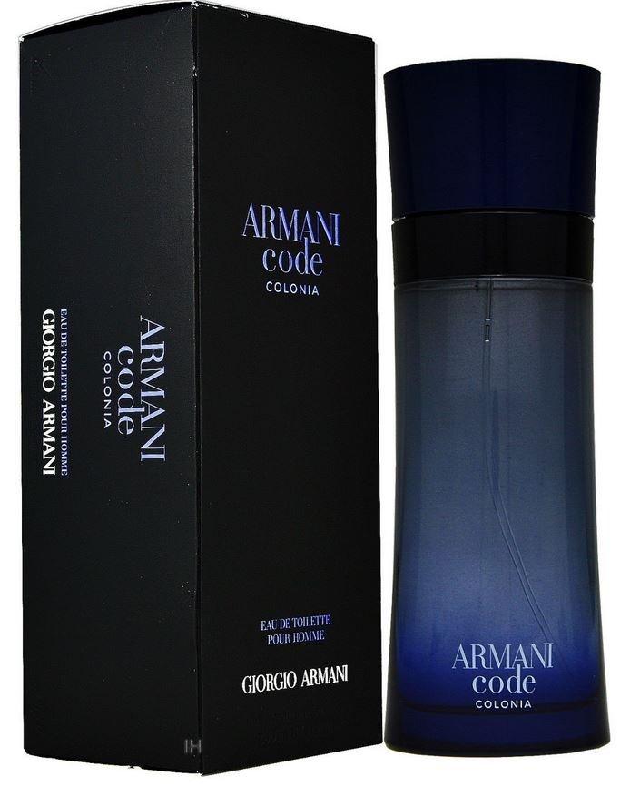 Armani - Code Homme - Colonia Eau de toilette