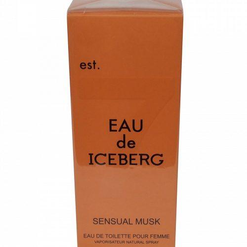 Iceberg - Eau De Iceberg Sensual Musk Eau de toilette