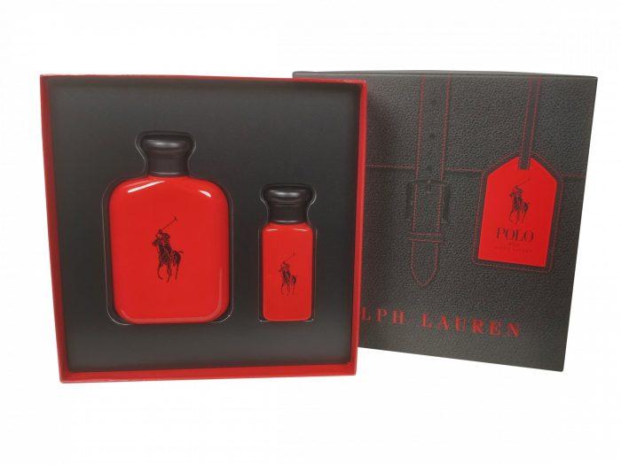 Ralph Lauren - Polo Red 125ml eau de toilette + 30ml eau de toilette Eau de toilette