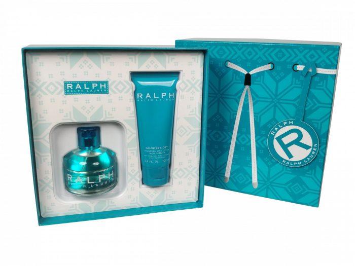Ralph Lauren - Ralph 100ml eau de toilette + 100ml bodylotion Eau de toilette