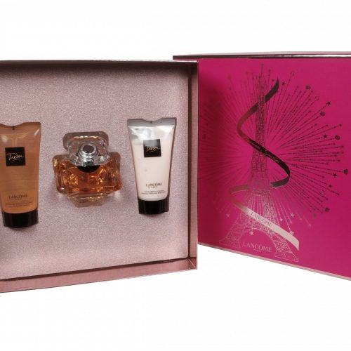 Lancome - Tresor 50ml eau de parfum + 50ml bodylotion + 50ml showergel Eau de parfum