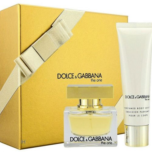 Dolce & Gabbana - The one 30ml eau de parfum + 50ml bodylotion Eau de parfum