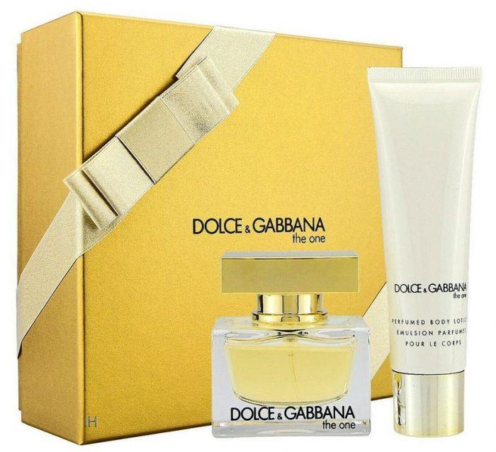 Dolce & Gabbana - The one 30ml eau de parfum + 50ml bodylotion Eau de parfum