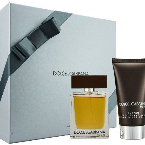 Dolce & Gabbana - The one men 50ml Eau de Toilette + aftershave 75ml Eau de toilette
