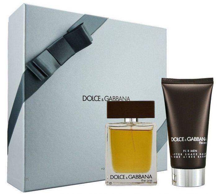 Dolce & Gabbana - The one men 50ml Eau de Toilette + aftershave 75ml Eau de toilette