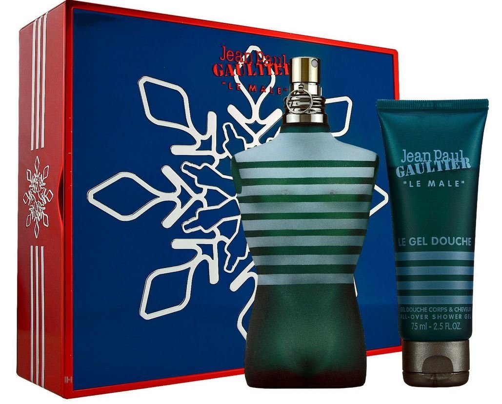 Jean Paul Gaultier - le male 125ml eau de toilette + 75ml showergel Eau de toilette