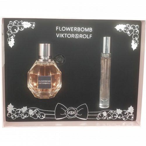 Viktor & Rolf - Flowerbomb 50 ml eau de parfum + 7.5ml eau de parfum Eau de parfum