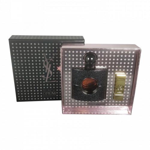 Yves Saint Laurent - Black Opium 50ml eau de parfum  + OUGE PUR COUTURE nr. 1. lipstick Eau de parfum