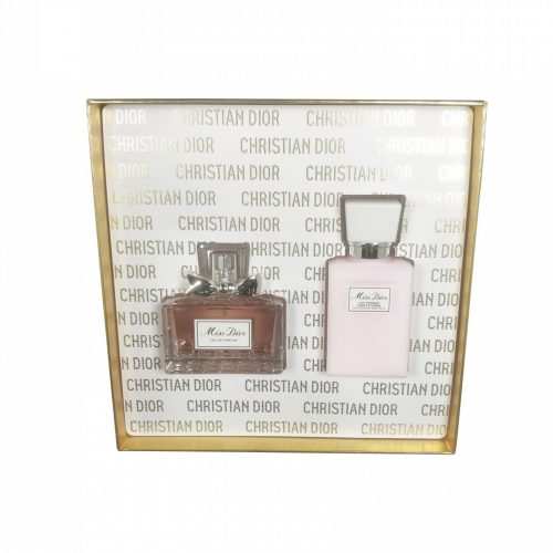 Dior - Miss Dior 50ml eau de parfum + 75ml bodymilk Eau de parfum